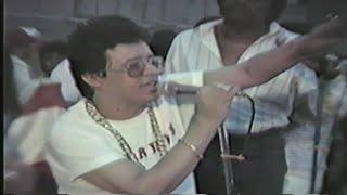 Download Héctor Lavoe -  Presentacion en la 156th St. 3Av. del Bronx, NYC (1989) MP3 song and Music Video