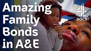 The Strength of Family in Hospital | 24 Hours In A&E