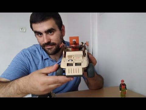 Heti videó: 32# G.I.Joe járművek 3.rész