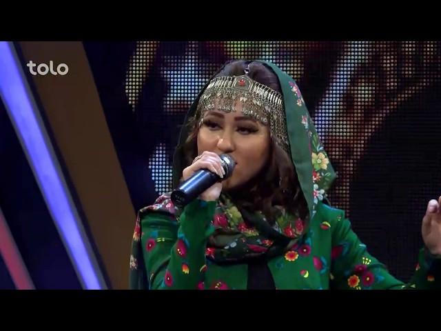 زهرا الهام - مرحله ۴ بهترین - دلی مه / Zahra Elham - Top 4 - Dele Mai