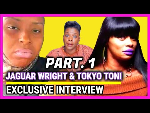 JAGUAR WRIGHT AND TOKYO TONI EXPOSES ALLEGED SECRET ABOUT TASHA K'S MARRIAGE (INTERVIEW PART. 1