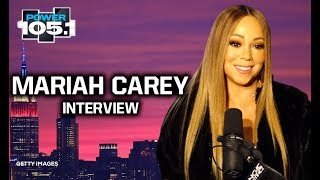 "Mariah Carey Talks Biggie Almost Being on the ""Honey Remix"" + Possible Collab w/ Cardi & Lil Kim?"