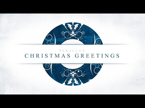 Parallax Christmas Greetings – After Effects Template