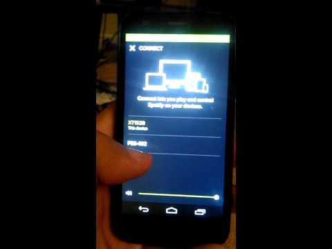How to play music/videos from android phone to ps3