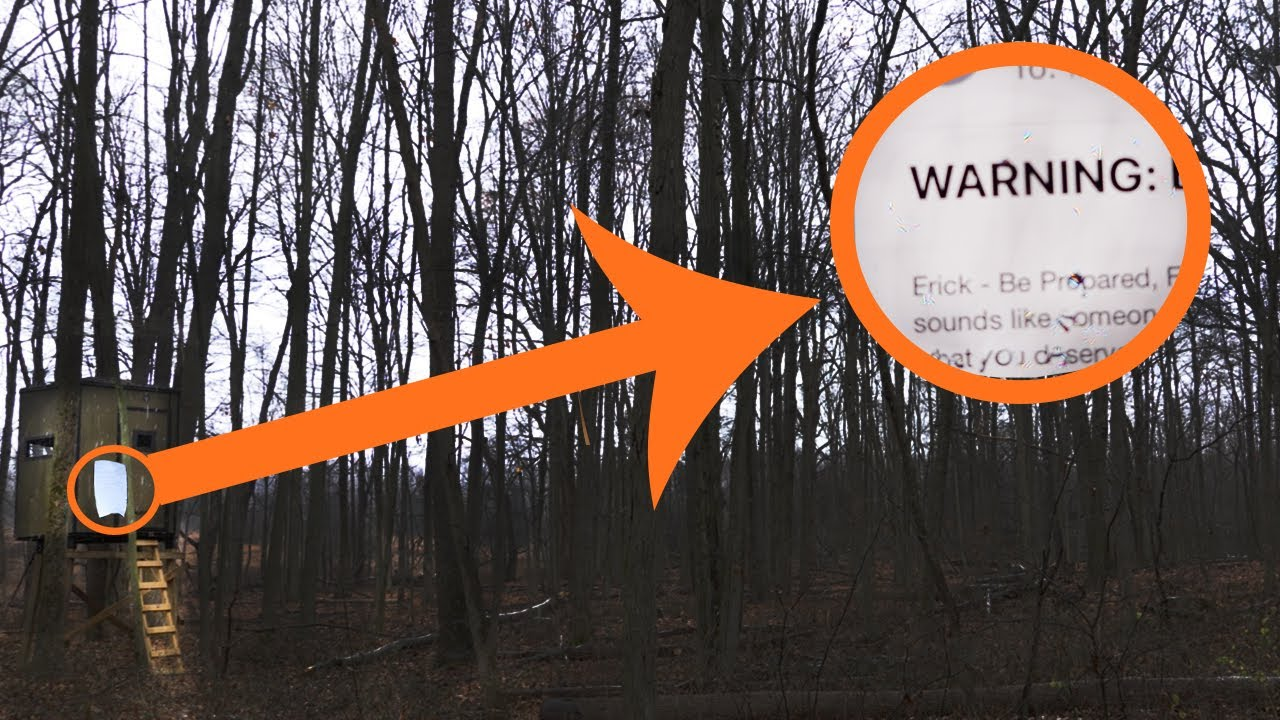 Download Trespassers On my Land - They Threatened Us!