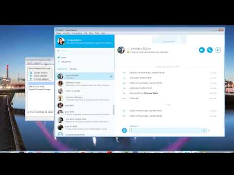 how to close skype preview