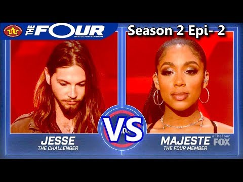 Jesse Kramer vs Majeste Pearson