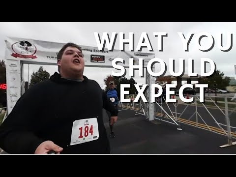 I Ran My First 5K and YOU CAN TOO! Here is What You Need to Know
