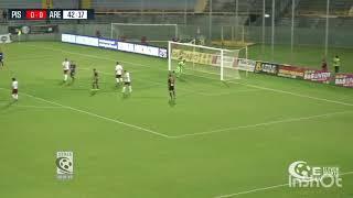 Pisa-Arezzo 1-0