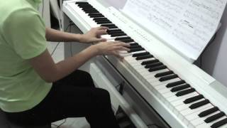 Great Is Thy Faithfulness 祢的信实广大 Greg Howlett piano only prelude arrangement
