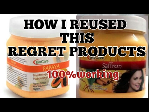 HOW I USED MY REGRET BIOCARE PRODUCTS || IT'S FINALLY WORKIN