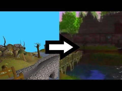 Exploring A RuneScape Copy (OSRS)