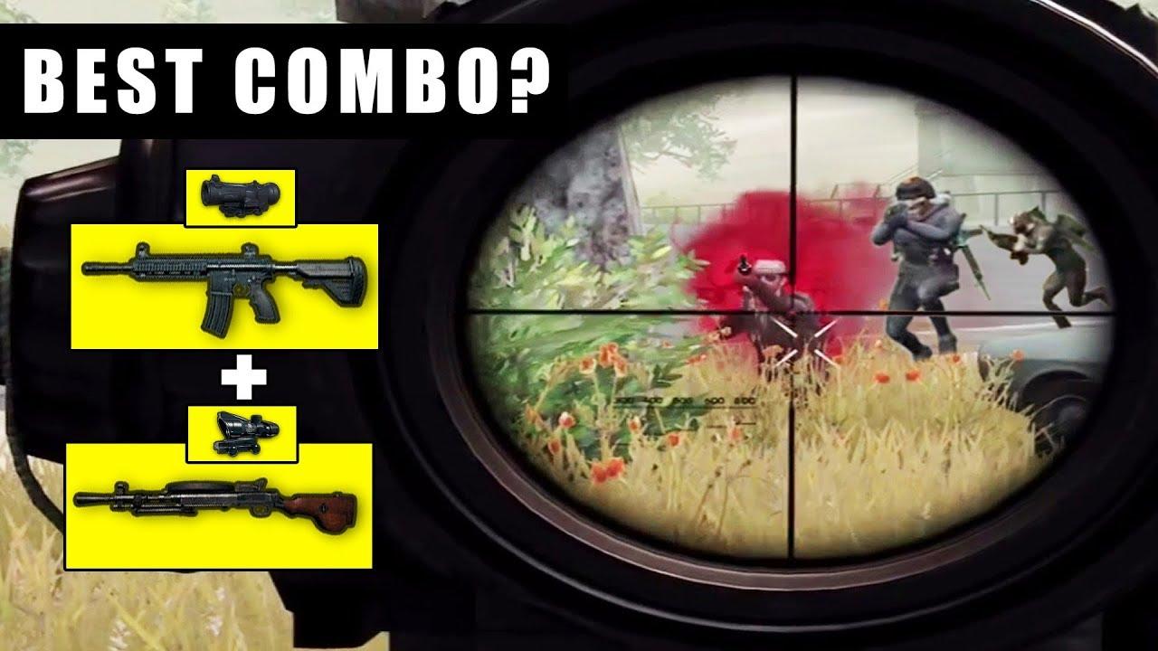 DIESER COMBO ZERSTÖRTE SIE! | 23 KILLS vs Kader | PUBG Mobile + video