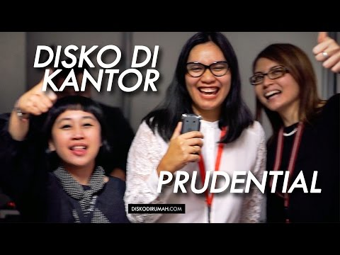 Diskorporate : Disko di Kantor Prudential Tower Jakarta