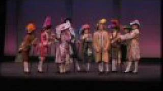 "St. Xavier High School - Scarlet Pimpernel ""Creation of Man"""