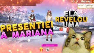 PRESENTIEI A MARIANA ELA ME SURPREENDEU parte2   Magro Tv