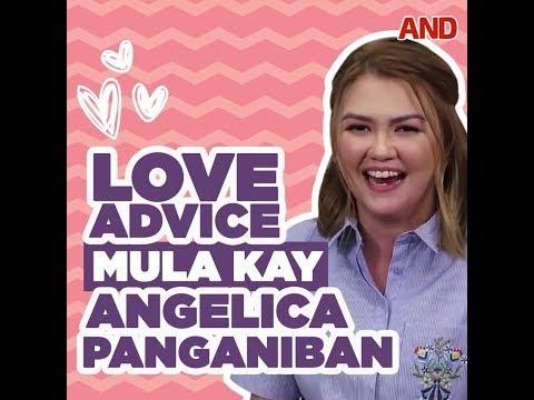 Love advice mula kay Angelica Panganiban