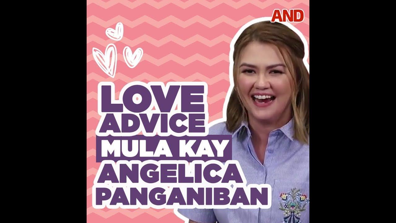 bc48f5752a66f Love advice mula kay Angelica Panganiban - YouTube