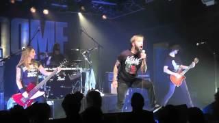 AqME - Superstar - Live @ Verneuil sur Avre 2012