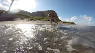 GoPro Camping Marinello beach 2014