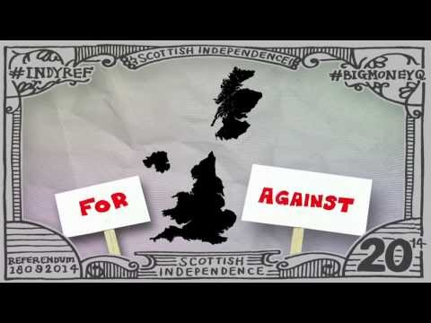 Scottish Independence: The Big Money Question
