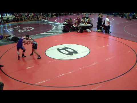Conrad Hunter vs Upson Lee High School