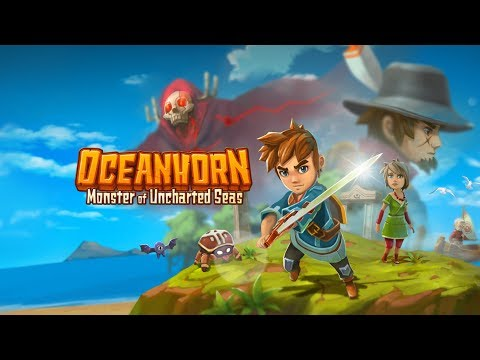 OCEANHORN GAMEPLAY ANDROID/IOS ᴴᴰ 2018 - Apk Gaming - 동영상