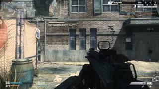 Call of Duty: Ghosts (MultiPlayer) #01 - Mein erstes Game! [Deutsch/FullHD]
