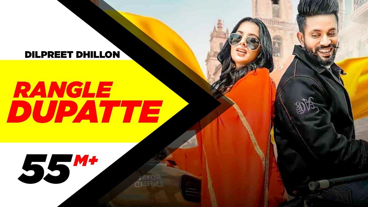 Dilpreet Dhillon | Rangle Dupatte (Full Video) | Sara Gurpal | Desi Crew Vol 1 | Latest Songs 2019