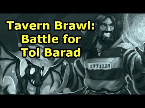 Hearthstone Tavern Brawl: Tol Barad Battle