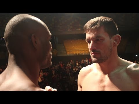 Fight Night Santiago: Weigh-in Highlight