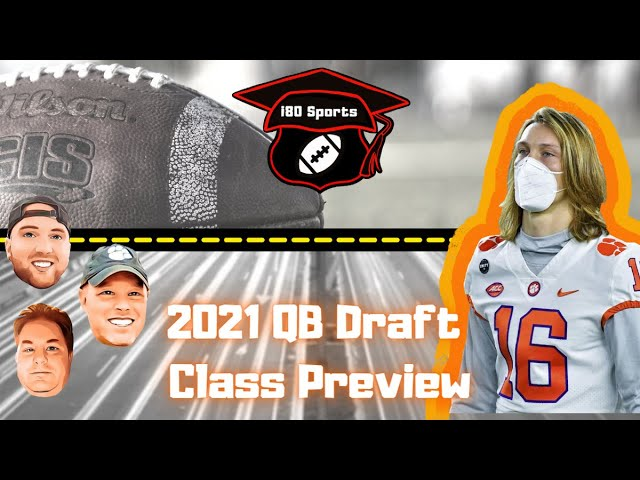 CFB- The 2021 Quarterback Draft Class Preview