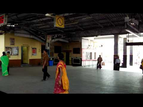 Indian Railway Station : Budge Budge