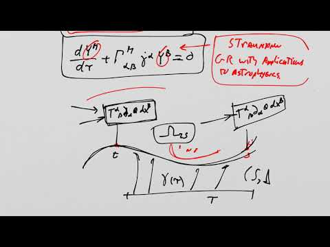 What is General Relativity? Lesson 13 Some important CFREE relations