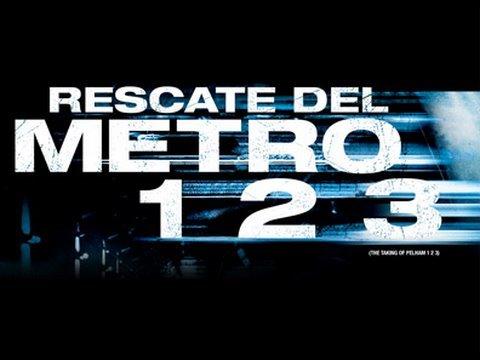 RESCATE DEL METRO 123 (TAKING OF PELHAM123) - Trailer Subtitulado al español