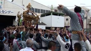 平井天祖香取神社大祭 2013