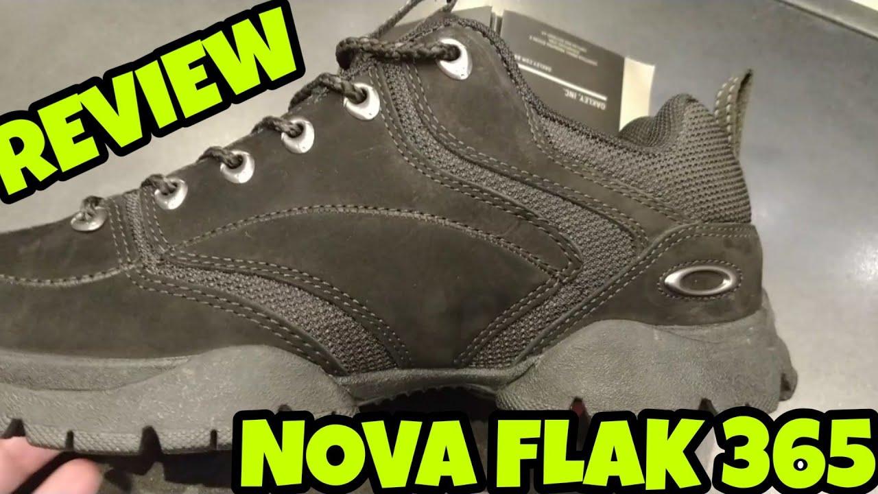 fe5902de3 LANÇAMENTO OAKLEY FLAK 365 JET BLACK REVIEW - YouTube