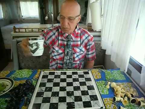 ASMR 43 Comment se fait le déplacement des pièces du jeu d'échec