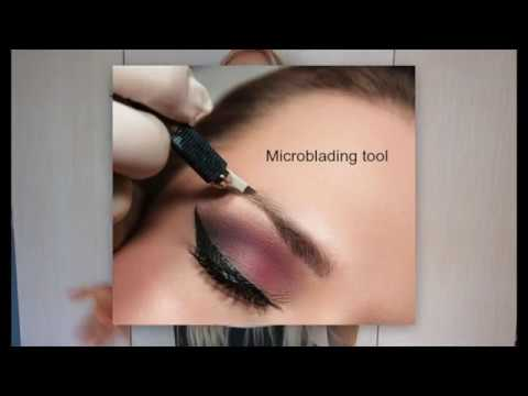 MICROBLADING vs POWDERED EYEBROWS: whats the difference