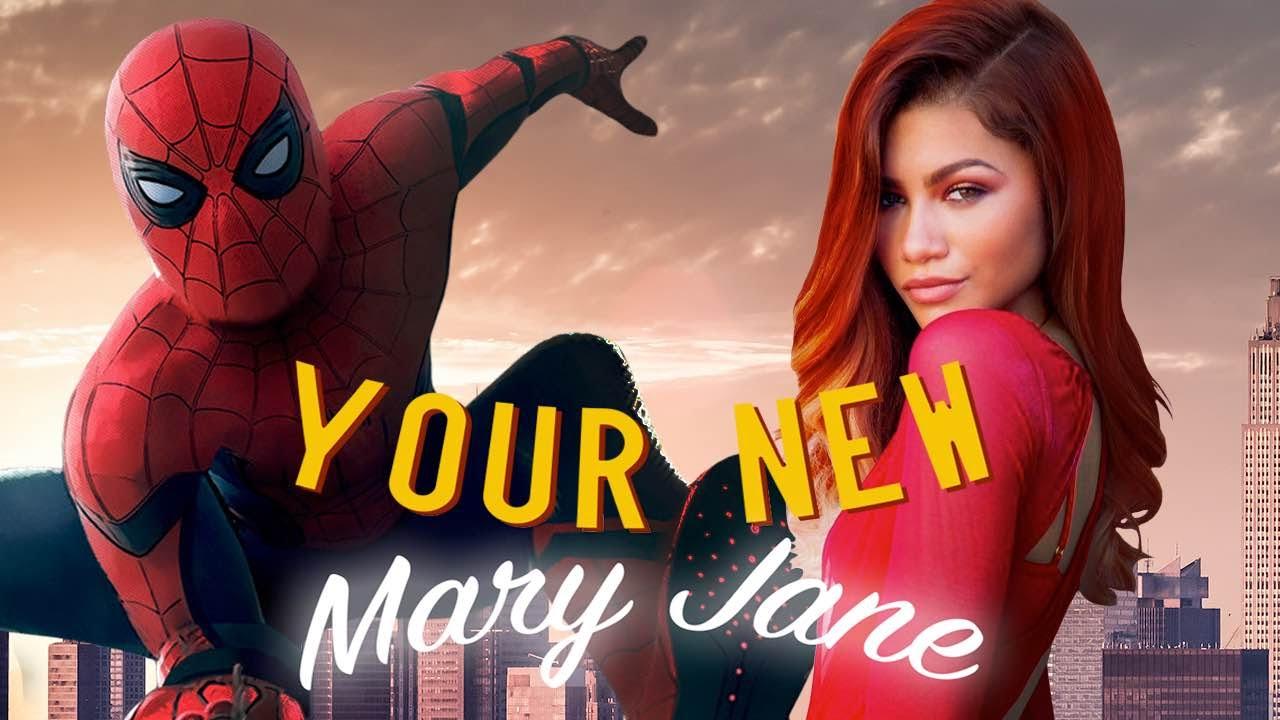 meet your new mary jane zendaya: spider-man homecoming - youtube