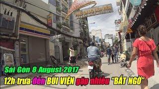 Đột kích phố Ăn chơi Đêm Bùi Viện lúc 12h thấy nhiều điều bất ngờ - Cuộc Sống Sài Gòn ngày nay