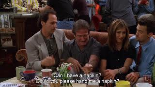 FRIENDS [HD] - Robin Williams & Billy Crystal