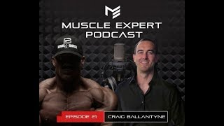 Muscle Expert Podcast - Craig Ballantyne - Perfect Day Formula and Creating Higher Standards