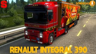 "[""Euro Truck SImulator 2"", ""Ets2.lt"", ""Ets2"", ""SiMoN3"", ""Renault"", ""Renault ets2"", ""Renault mod"", ""Renault old"", ""old truck"", ""mod"", ""modding"", ""truck mod"", ""Renault truck"", ""Renault integral"", ""1.30x"", ""Subscribe"", ""Like"", ""Mr. GermanTruck"", ""SCSoftware"""