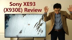 Sony XE93 (X930E) Review + Top 2 Tips to Get The Best from This HDR TV