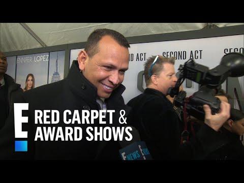 "Alex Rodriguez Praises Ladylove J.Lo For ""Second Act""   E! Red Carpet & Award Shows Mp3"