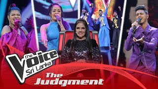 The Judgment | Team Sashika Day 01 | The Knockouts | The Voice Sri Lanka Thumbnail