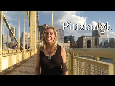 Family Travel With Colleen Kelly - Pittsburgh, Pennsylvania