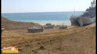 Россия превращает оккупированный Крым на военный полигон