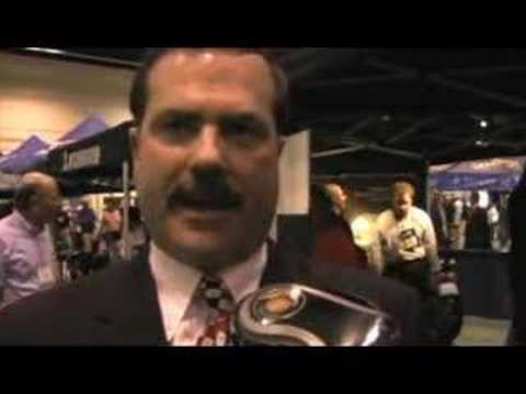 2008 PGA Show :: Jesse Ortiz on new Bobby Jones Driver